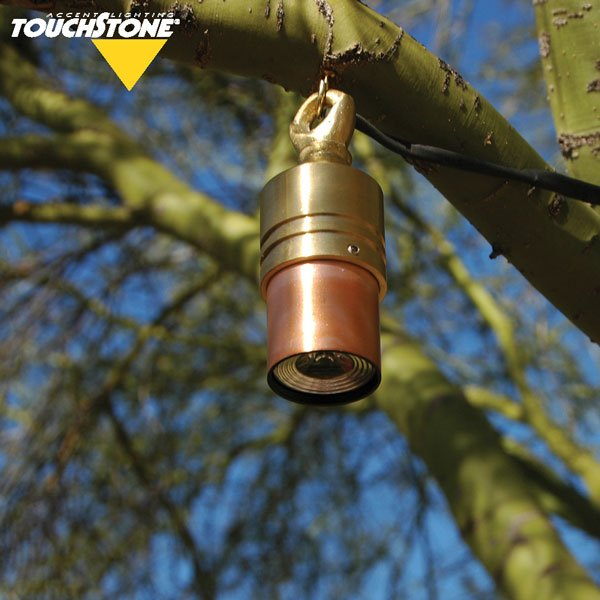 Hanging Copper Landscape Lights Outdoor Low Voltage Lighting
