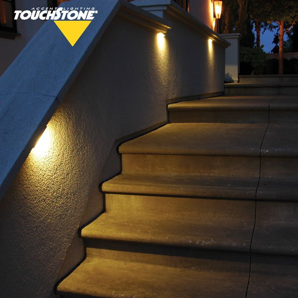Ledge series dl511 hardscape and deck lighting