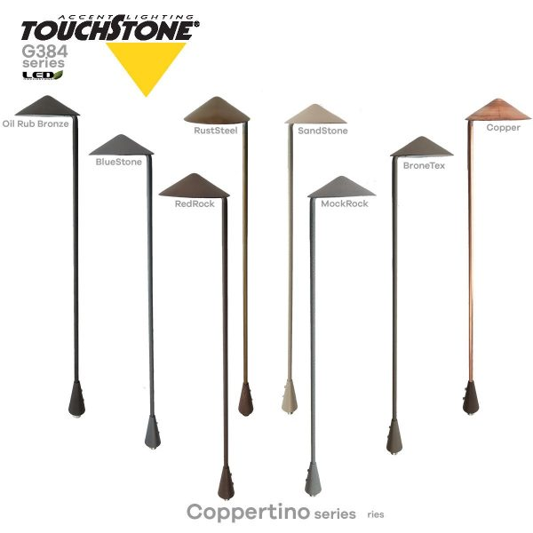 Coppertino Series - G384 Garden and Landscape Fixtures