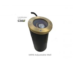 MR16 Adjustable Well Series - Architectural & Walkway Lighting