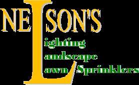 Nelson's Lighting Landscape Lawn Sprinkers
